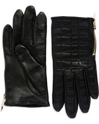 Kate Spade Quilted Tech Glove - Lyst