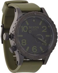 "Nixon ""The 51-30 Pu"" Watch - Lyst"