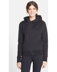 The North Face 'Bon Bonnie' Front Zip Hooded Sweatshirt - Lyst