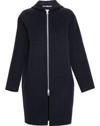 Acne Studios Emile Cashmere Wool Coat - Lyst