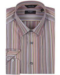 Paul Smith Signature Stripe Byard Shirt - Lyst