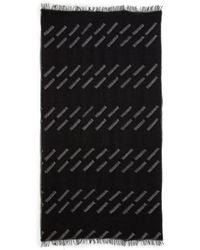 Rag & Bone Albers Wool & Modal Scarf - Lyst