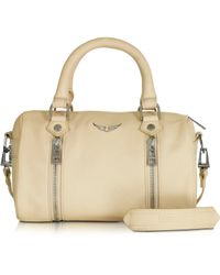 Zadig & Voltaire | Extra Small Sunny Leather Bag | Lyst