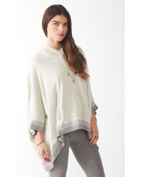 Alternative Apparel Hooded Cape - Lyst