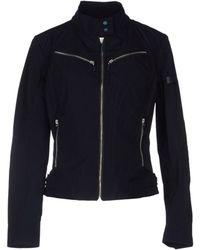 Piquadro Jacket - Lyst
