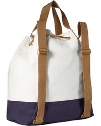 Lacoste - Shopping Backpack - Lyst