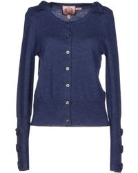 Juicy Couture Cardigan - Lyst