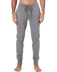 Paul Smith Cotton Pyjama Bottoms - Lyst