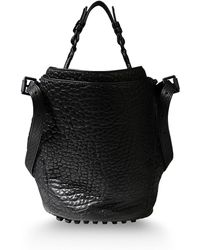 Alexander Wang Medium Leather Bag - Lyst