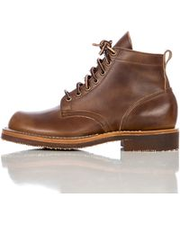 Viberg | X Notre Coffee Pack - Service Boot In Icy Mocha Cxl | Lyst