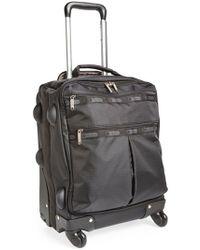 LeSportsac   Nylon Wheeled Luggage   Lyst