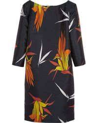 Marni Printed Jacquard Dress - Lyst