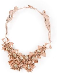 Heaven Tanudiredja - Female Body Necklace - Lyst