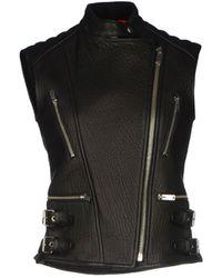 Celine Black Jacket - Lyst