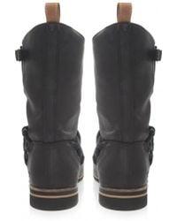 J SHOES - Victoria Mid Calf Boots - Lyst