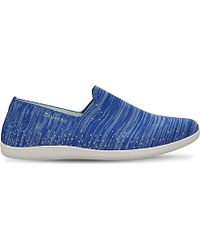 Repetto - Bambi Knitted-mesh Trainers - Lyst