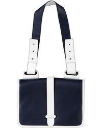 Raoul Medium Leather Bag Lyst
