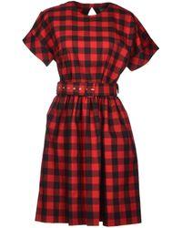 Antipodium Short Dress - Lyst