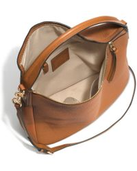 Coach Bleecker Sullivan Hobo in Pebbled Leather - Lyst