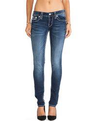 Rock Revival Gemini Skinny Jeans - Lyst