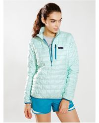 Patagonia - Nano Puff Pullover Jacket - Lyst