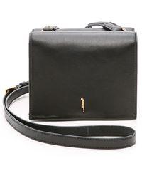 Maiyet - Amonet Mini Shoulder Bag - Black/Ivory - Lyst