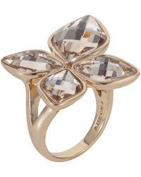 Aurora - Flower Ring - Lyst