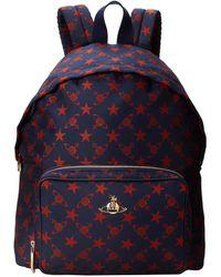 Vivienne Westwood Blue Stella Backpack - Lyst