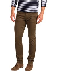 Vince Stretch Twill Five-pocket Pant - Lyst