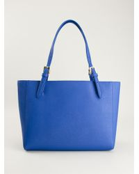 Tory Burch Small York Buckle Tote - Lyst