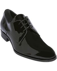 Mr. Hare Patent Leather Derby Laceup Shoes - Lyst