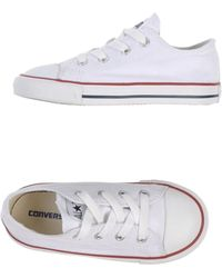Converse Low Tops Trainers - Lyst