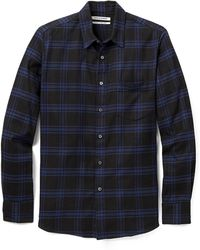 Public School Classic Plaid Shirt - Lyst