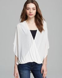 Ella Moss Top Icon Drape - Lyst