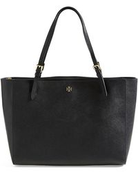 Tory Burch 'York' Buckle Tote - Lyst