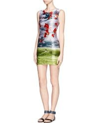 We Are Handsome | The Migration Panel Dress | Lyst