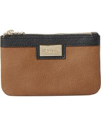 Dune Koin Double Pouch Coin Purse - Lyst
