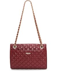 Rebecca Minkoff Quilted Affair Bag  - Lyst