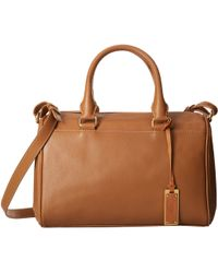 Ugg Brown Lucy Satchel - Lyst