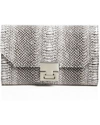 Ivanka Trump - Snake Print Passport Organizer - Compare At $195 - Lyst