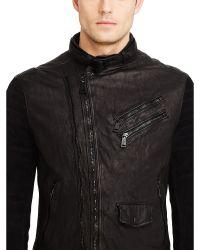 7a1673f04c ralph lauren black label jeans polo rlx jacket