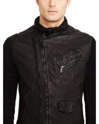 5ffb1e7aab ralph lauren black label jeans polo rlx jacket