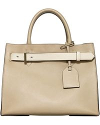 Reed Krakoff Rk40 Medium Belted Leather Tote Bag - Lyst