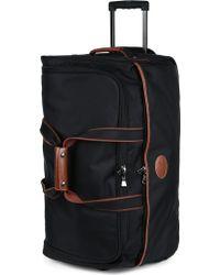 Longchamp - Le Pliage Medium Wheeled Duffel Bag - Lyst