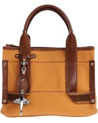 Fay Medium Fabric Bag - Lyst