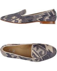 Communication Love Moccasins - Lyst