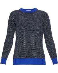 Esk - Bernie Ribbed-knit Cashmere Sweater - Lyst