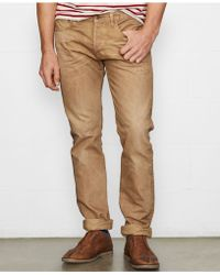 Denim & Supply Ralph Lauren Slim-Fit Arvon-Wash Jeans - Lyst