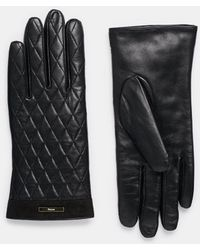 Dune - Ilsa Leather Gloves - Lyst