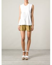 Marni Sleeveless Top - Lyst